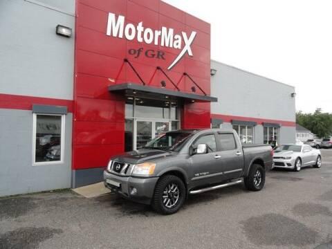 2014 Nissan Titan for sale at MotorMax of GR in Grandville MI