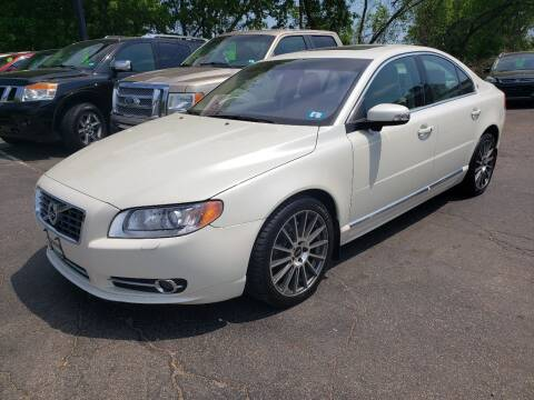 2010 Volvo S80 for sale at Real Deal Auto Sales in Manchester NH