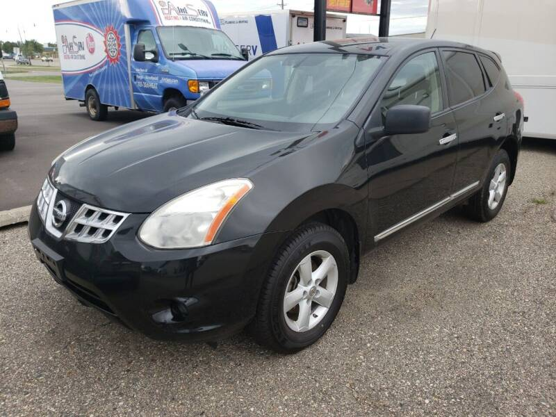 2012 Nissan Rogue for sale at CFN Auto Sales in West Fargo ND