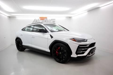 2021 Lamborghini Urus for sale at Alta Auto Group LLC in Concord NC