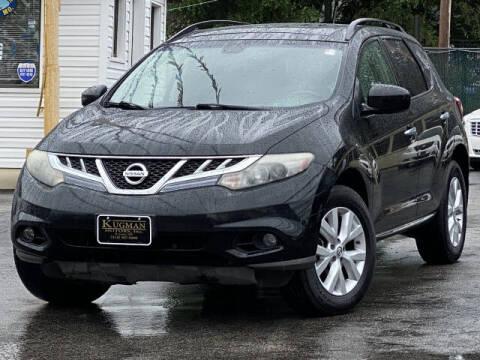 2011 Nissan Murano for sale at Kugman Motors in Saint Louis MO