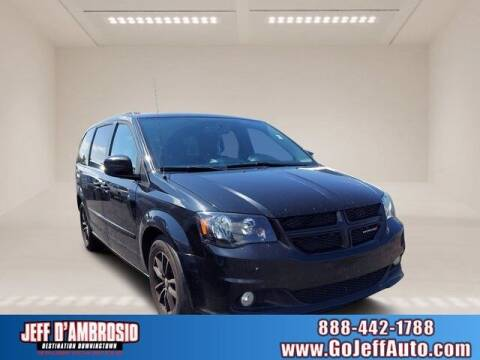 2017 Dodge Grand Caravan for sale at Jeff D'Ambrosio Auto Group in Downingtown PA