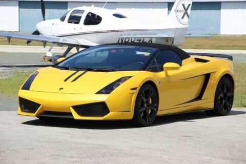2006 Lamborghini Gallardo for sale at Miers Motorsports in Hampstead NH