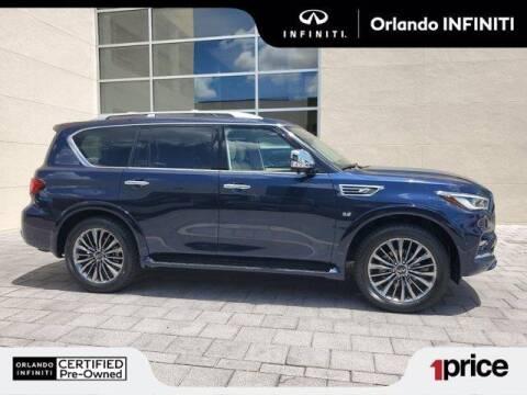 2019 Infiniti QX80 for sale at Orlando Infiniti in Orlando FL