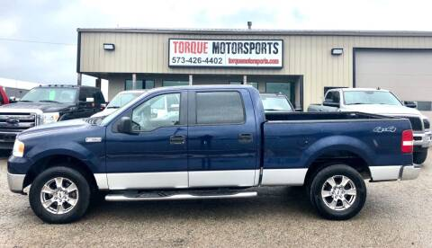 2008 Ford F-150 for sale at Torque Motorsports in Rolla MO