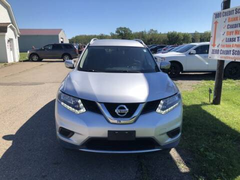 2015 Nissan Rogue for sale at Sensible Sales & Leasing in Fredonia NY
