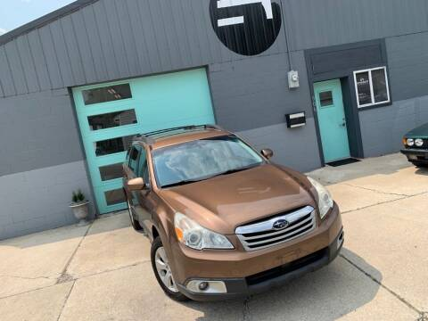 2011 Subaru Outback for sale at Enthusiast Autohaus in Sheridan IN