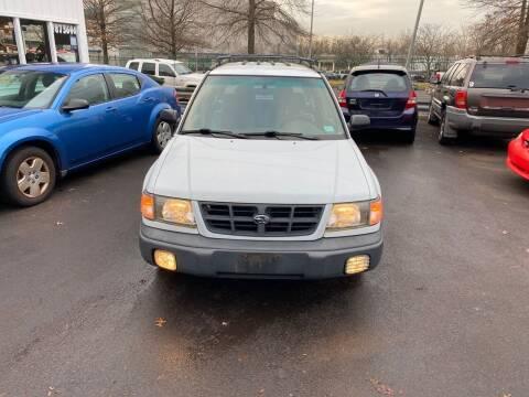 2000 Subaru Forester for sale at Vuolo Auto Sales in North Haven CT