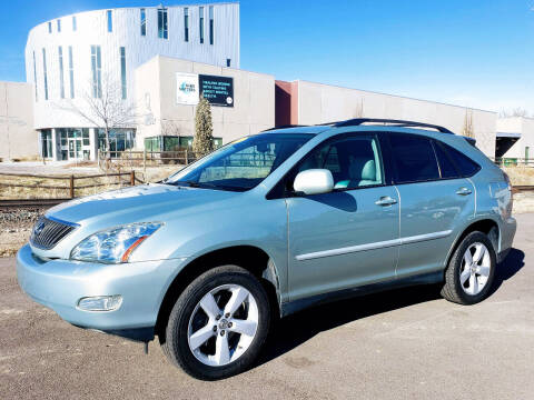 2007 Lexus RX 350 for sale at J & M PRECISION AUTOMOTIVE, INC in Fort Collins CO
