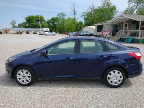 2012 Ford Focus for sale at Space & Rocket Auto Sales in Hazel Green AL