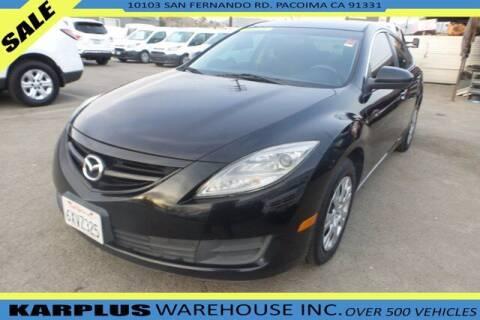 2009 Mazda MAZDA6 for sale at Karplus Warehouse in Pacoima CA