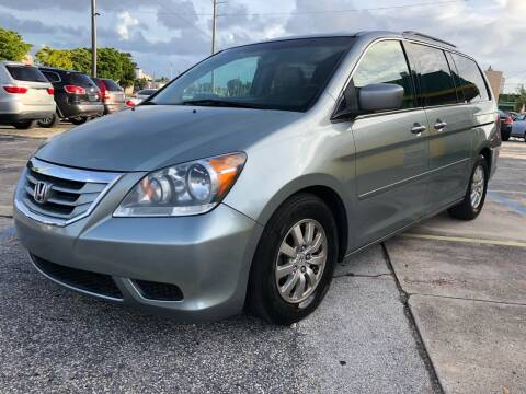 2010 Honda Odyssey for sale at Trans Copacabana Auto Sales in Hollywood FL
