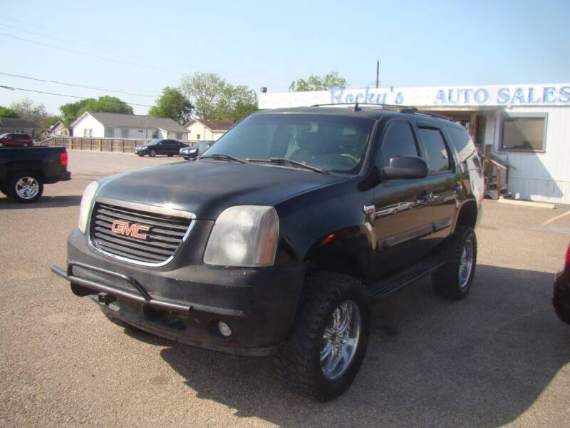 2007 GMC Yukon for sale at Rocky's Auto Sales in Corpus Christi TX