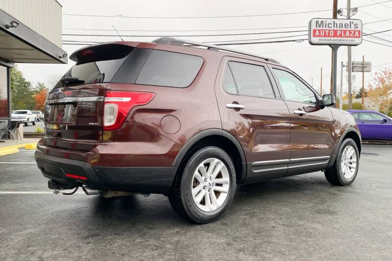 2012 Ford Explorer AWD XLT 4dr SUV - East Greenbush NY