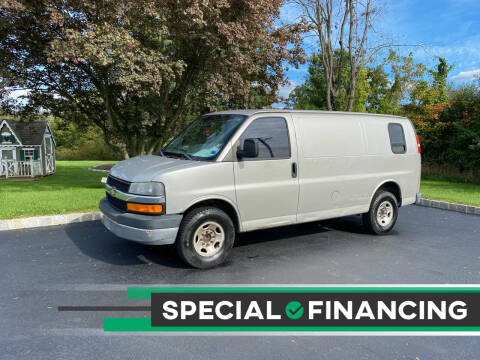 2007 Chevrolet Express Cargo for sale at QUALITY AUTOS in Hamburg NJ