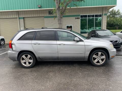 2007 Chrysler Pacifica for sale at CARPORT SALES AND  LEASING in Oviedo FL