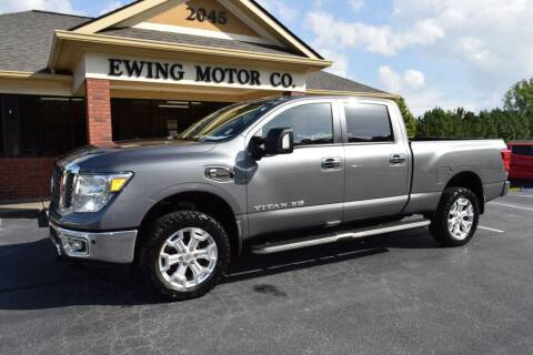 2017 Nissan Titan XD for sale at Ewing Motor Company in Buford GA