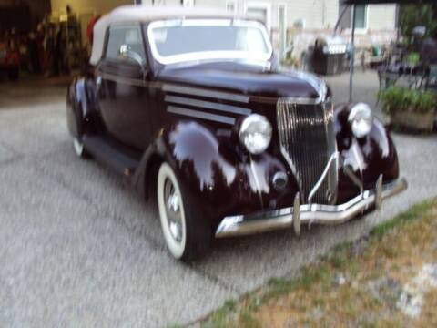 1936 Ford Cabriolet  for sale at Haggle Me Classics in Hobart IN