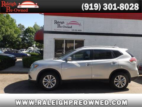 2014 Nissan Rogue for sale at Raleigh Pre-Owned in Raleigh NC
