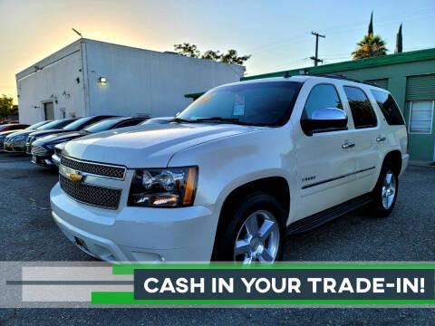 2013 Chevrolet Tahoe for sale at Stark Auto Sales in Modesto CA