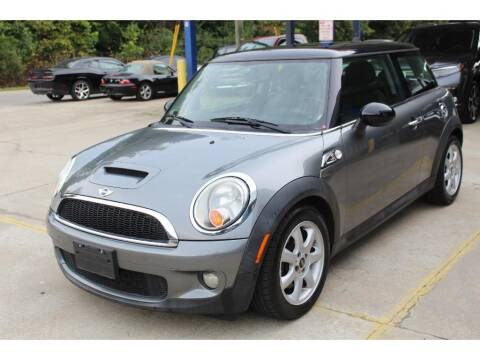 2010 MINI Cooper for sale at Inline Auto Sales in Fuquay Varina NC