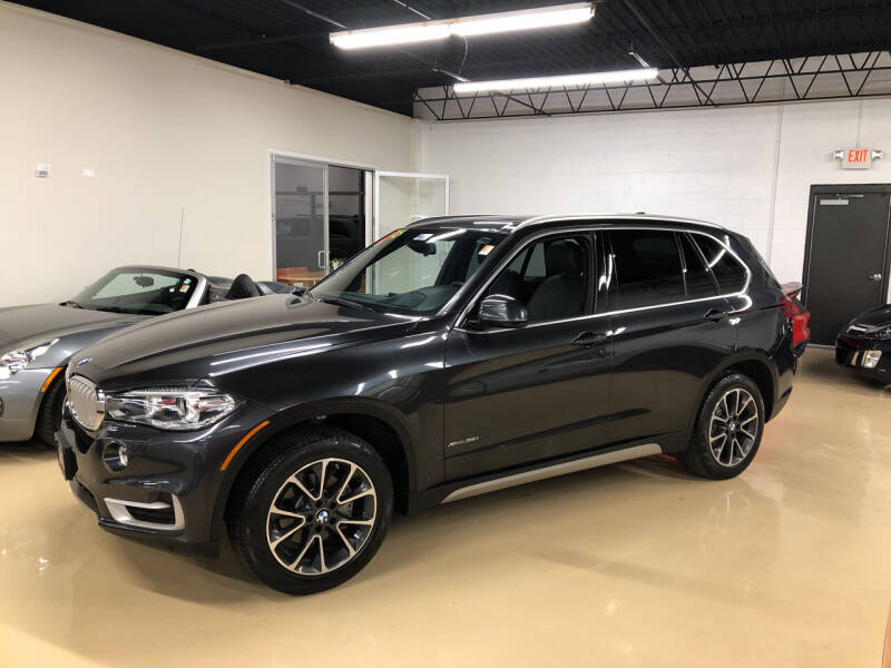 2017 BMW X5 for sale at Fox Valley Motorworks in Lake In The Hills IL
