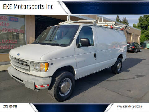 2002 Ford E-Series Cargo for sale at EKE Motorsports Inc. in El Cerrito CA