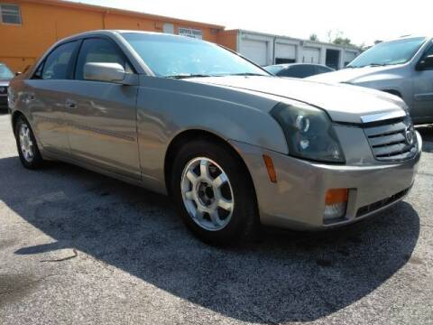 2004 Cadillac CTS for sale at JacksonvilleMotorMall.com in Jacksonville FL