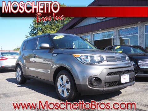 2019 Kia Soul for sale at Moschetto Bros. Inc in Methuen MA