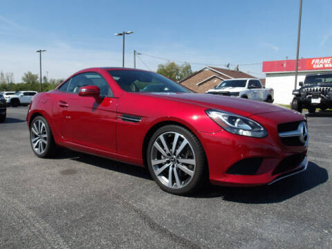 2019 Mercedes-Benz SLC for sale at TAPP MOTORS INC in Owensboro KY