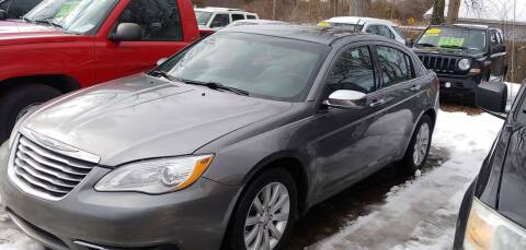 2013 Chrysler 200 for sale at Superior Motors in Mount Morris MI