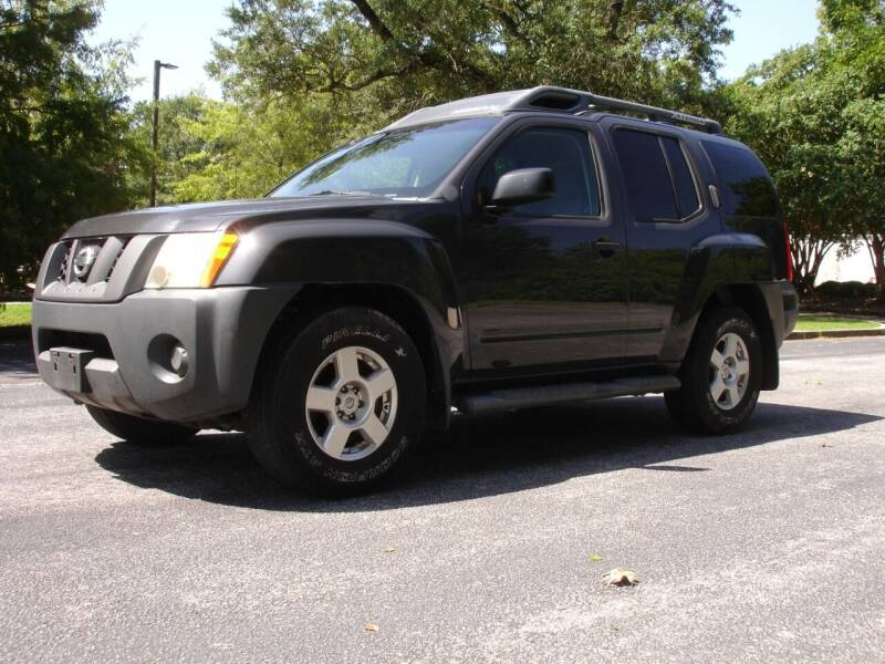 2008 Nissan Xterra for sale at Lowcountry Auto Sales in Charleston SC