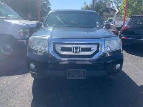 2011 Honda Pilot for sale at Park Avenue Auto Lot Inc in Linden NJ
