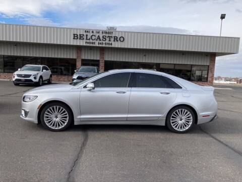 2017 Lincoln MKZ for sale at Belcastro Motors in Grand Junction CO