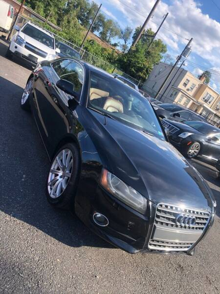 2011 Audi A5 for sale at GM Automotive Group in Philadelphia PA