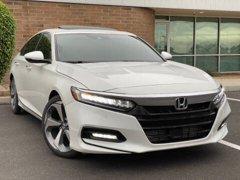 2018 Honda Accord for sale at AKOI Motors in Tempe AZ