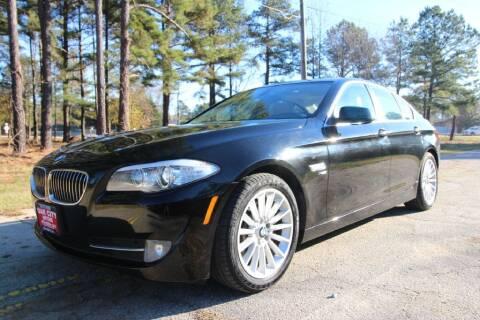 2011 BMW 5 Series for sale at Oak City Motors in Garner NC