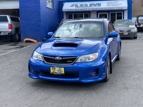 2013 Subaru Impreza for sale at AGM AUTO SALES in Malden MA