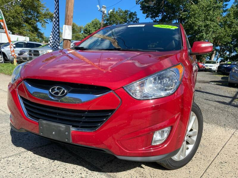 2013 Hyundai Tucson for sale at Best Cars R Us LLC in Irvington NJ