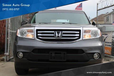 2014 Honda Pilot for sale at Simon Auto Group in Newark NJ