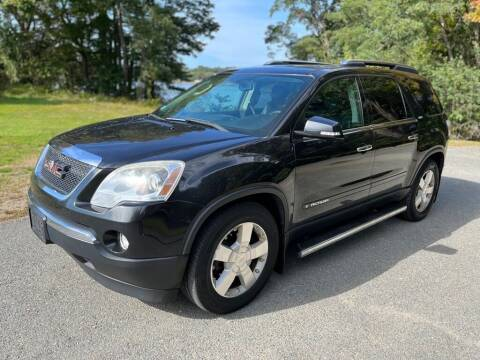 2008 GMC Acadia for sale at Elite Pre-Owned Auto in Peabody MA