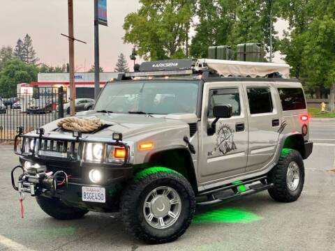 2004 HUMMER H2 for sale at KAS Auto Sales in Sacramento CA