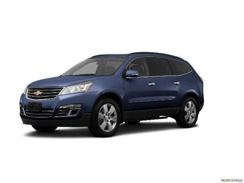 2013 Chevrolet Traverse for sale at Griffeth Mitsubishi - Pre-owned in Caribou ME
