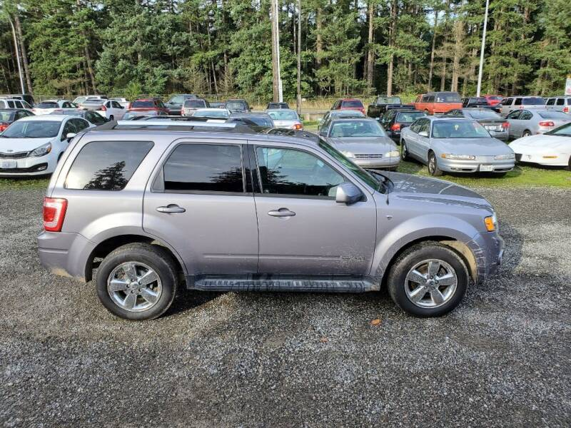 2008 Ford Escape for sale at WILSON MOTORS in Spanaway WA
