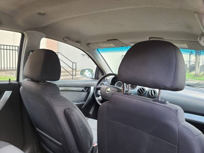 2011 Chevrolet Aveo Aveo5 LT 4dr Hatchback w/1LT - Houston TX