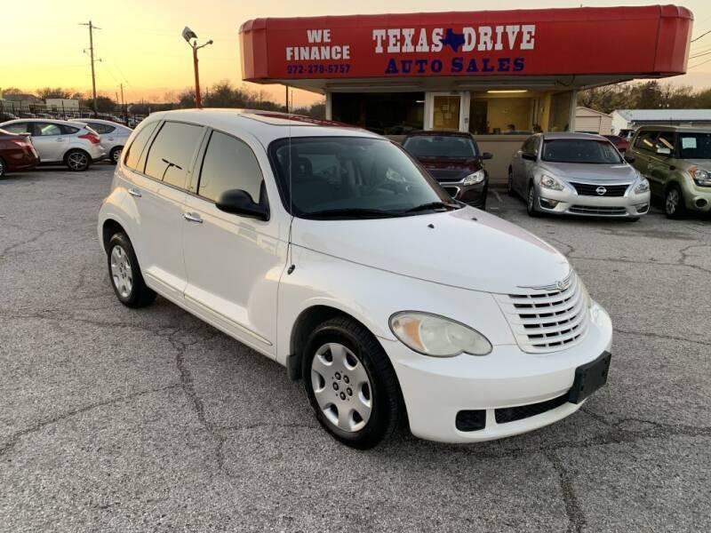 2008 Chrysler PT Cruiser for sale at Texas Drive LLC in Garland TX