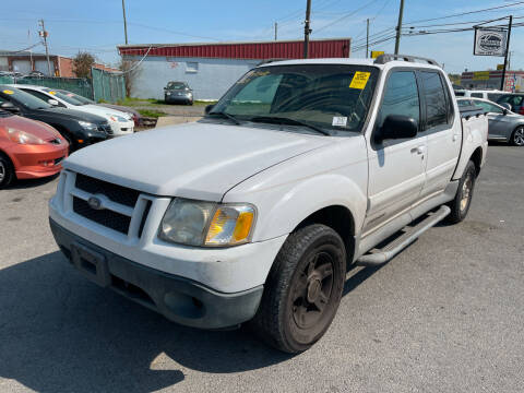 2001 Ford Explorer Sport Trac for sale at Diana Rico LLC in Dalton GA