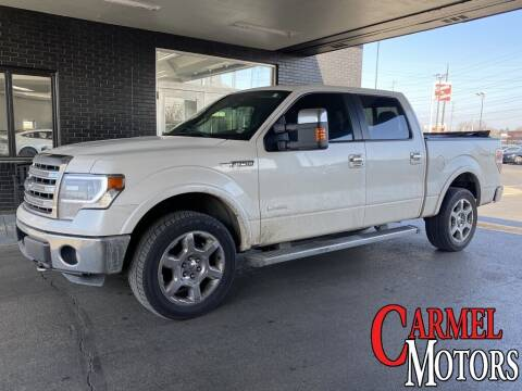 2013 Ford F-150 for sale at Carmel Motors in Indianapolis IN