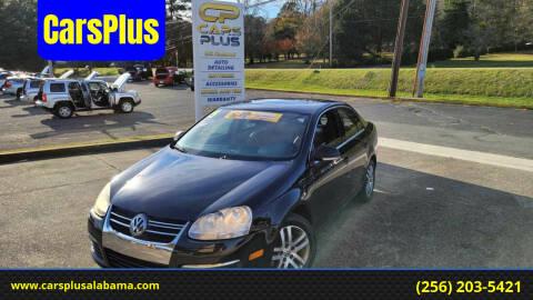 2005 Volkswagen Jetta for sale at CarsPlus in Scottsboro AL