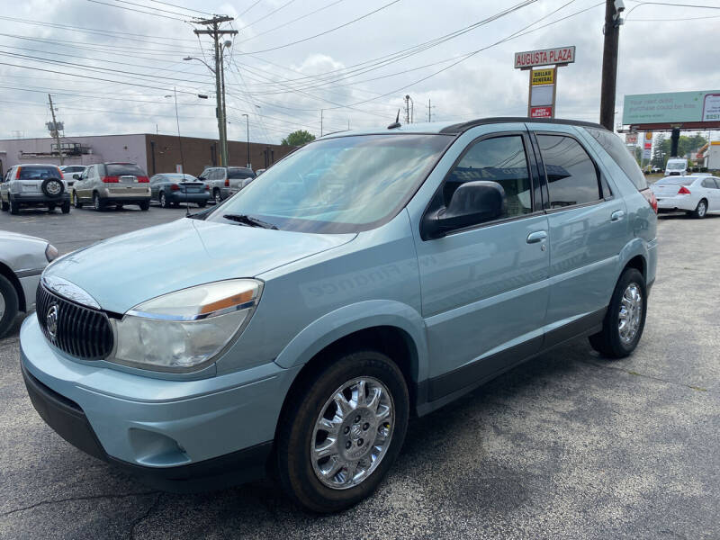 2006 Buick Rendezvous for sale at Augusta Motors Inc in Indianapolis IN